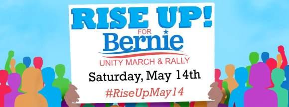 Rise Up Bernie