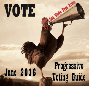 San Diego Voting Guide 2016
