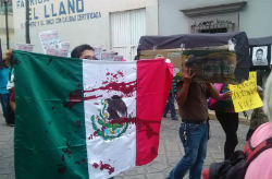 Homicide Rate In Mexico Increases
