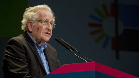 Chomsky Globalization credit Flickr