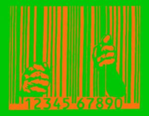 prison bar code