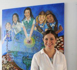 Lisa Cuestas, the new Executive Director of Casa Familiar