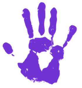 purplehand protests