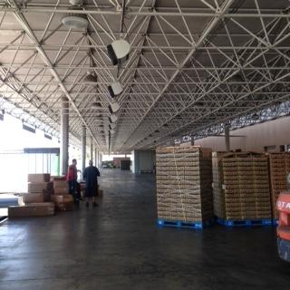 Otay Mesa cargo facility