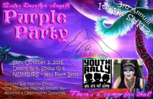 Purple party Crohn's Disease