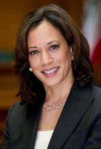 kamala harris headshot senate