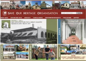 Save Our Heritage Org. Announces the 2016 Most Endangered List of San Diego's Historic Places