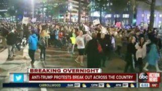 Resistance Agenda Anti-Trump Protests