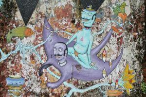 The PangeaSeed Murals of Local Ocean Beach Artist, Celeste Byers