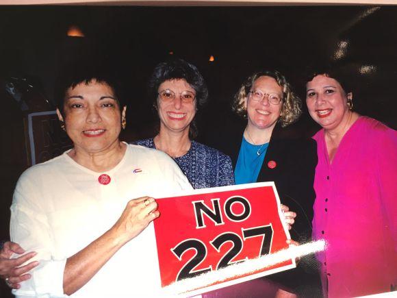 bilingual advocacy prop 227
