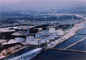 Fukushima nuclear power plant, Japan