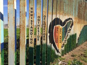Las Playas Murals, Tijuana Mexico poverty