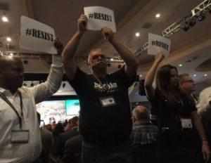 President Trump Boo'ed By North America's Building Trades Unions