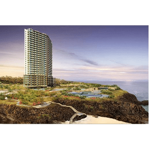 Artist's vision of Trump Baja tower project