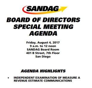 Bombshell Report Details SANDAG Misdeeds, Cover-Up