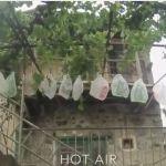 Geo-Poetic Spaces : Hot Air