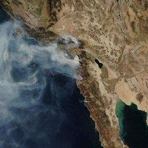 California's Combustible Climate Change Crisis + Progressive Activist Calendar, October 20 – 31