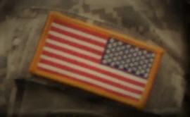 reverse us flag
