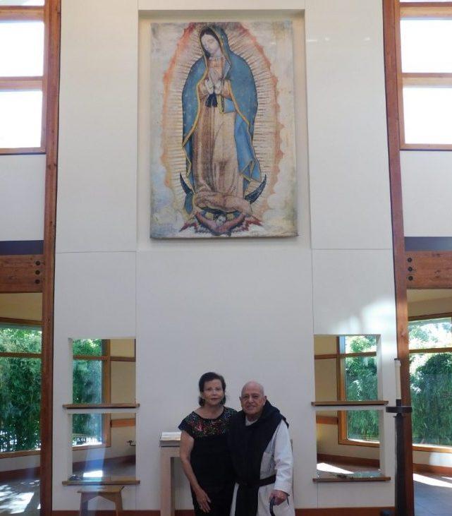 Brother Martin Maria Garcia Trappist Abbey