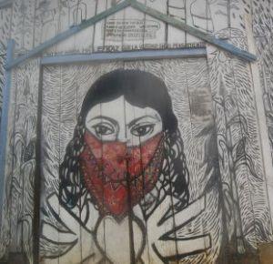 Chiapas Post Card: Dignity
