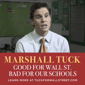 Marshall Tuck's Dirty Secret: How Right-Wing Money Infiltrates Democratic Politics