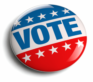 """""""VOTE"""" button"""