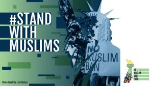 Day of Action – #StandWithMuslims in San Diego – Protest on Supreme Court Travel Ban Ruling