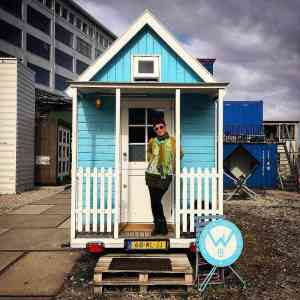 """A Tiny Home Update: """"The New American Dream"""" in Progress"""