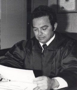Judge Roy Cazares: From Shelltown to the Bench (With a Stopover at Harvard)