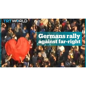German 'Indivisible' Movement Draws 240,000 to Berlin Rally  | Video Worth Watching