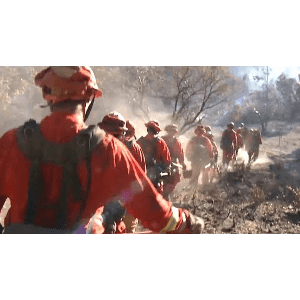 As Camp Fire Death Toll Rises, Meet the Prisoners Making $1 an Hour to Fight California's Wildfires | Video Worth Watching