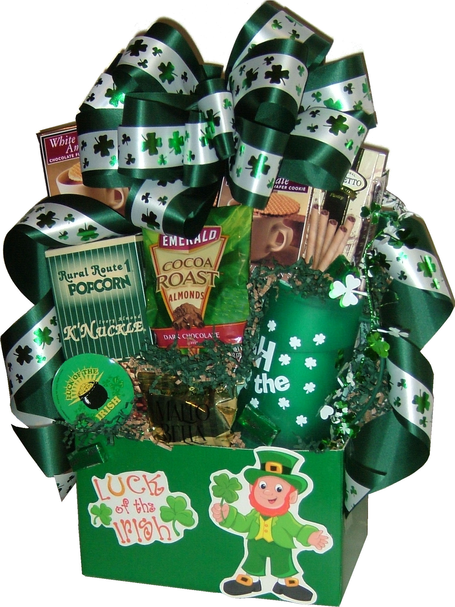 Lucky Youre My Client Gift Baskets San Diego Gift