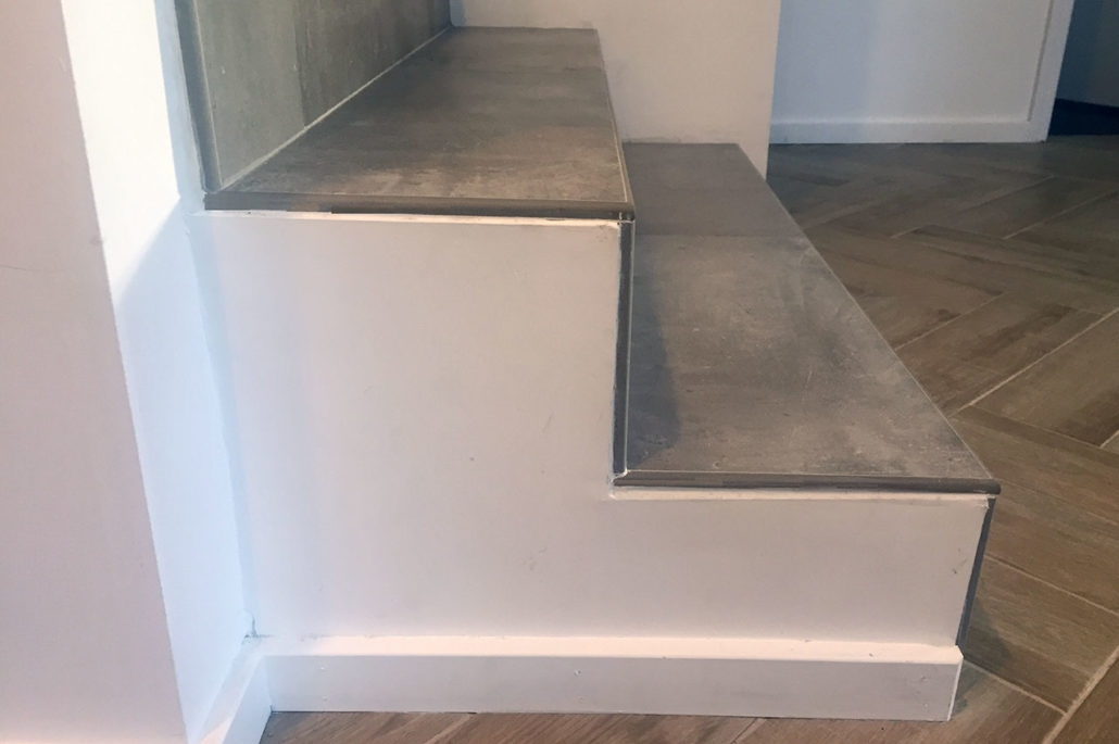 Tiling Stairs Create Beautiful Stairs That Complete Your Design | Stairs Floor Tiles Design | Step | Shop | Stair Riser | Wood | Stair Flooring