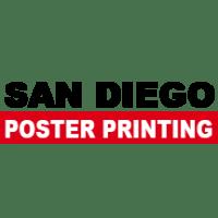 san diego poster printing poster