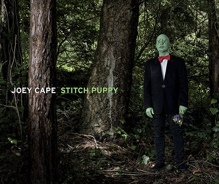 Joey Cape Stitch Puppy