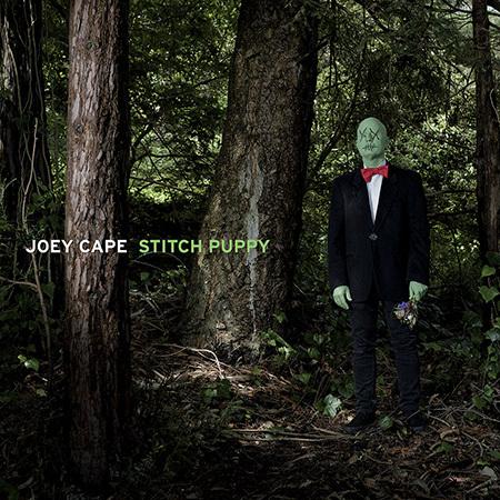 Joey Cape Stitch Puppy