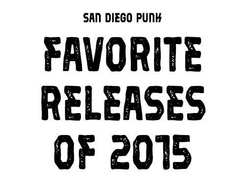 Favorite Releases of 2015 Feat