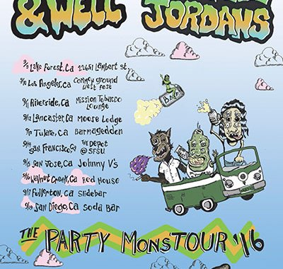 The Party Monstour
