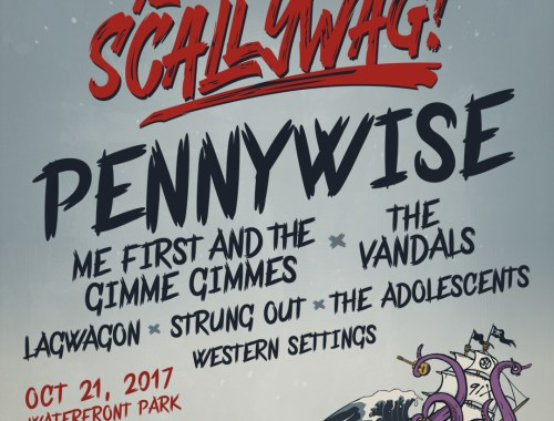 Ye Scallywag San Diego Punk Contest