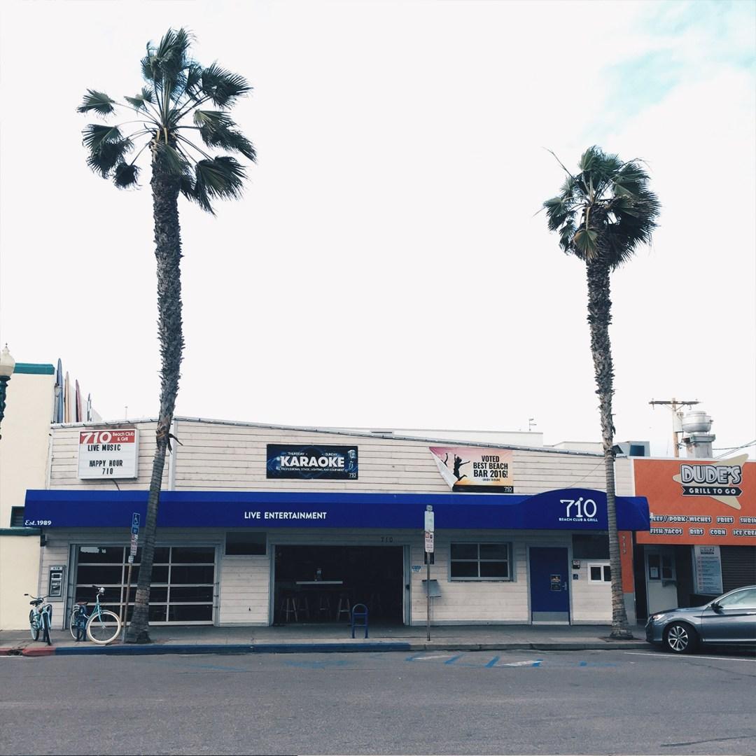 710 Beach Club Venue San Diego Punk