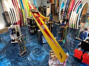 West Coast Paddle Sports San Diego SUP Sales and Service