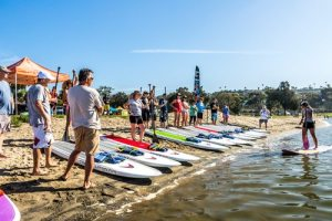 San Diego SUP Lessons