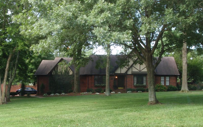 Tasha & Joe's house