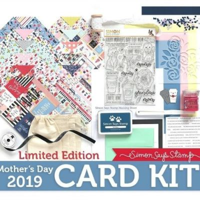 Mother's Day Limited Edition Card Kit