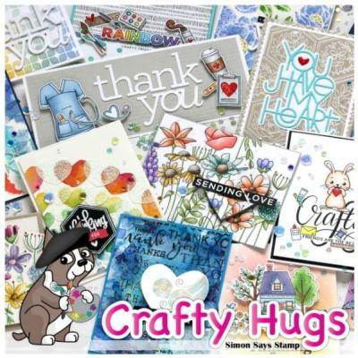 Simon Says Stamp New Release – Crafty Hugs
