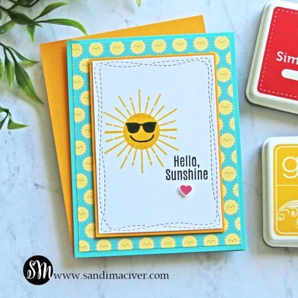 Simon Says Stamp Picnic Parade Card Kit