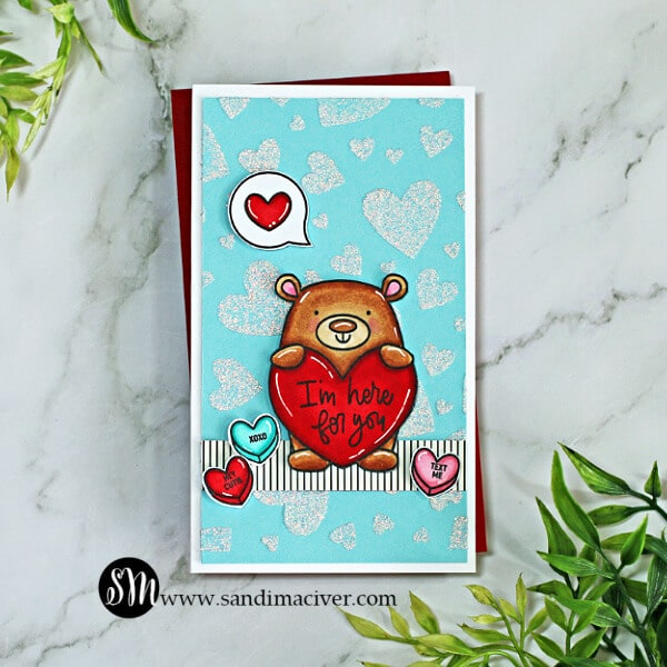SImon Says Stamp Love You Beary Much 2