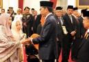 Presiden Jokowi Anugerahkan Gelar Pahlawan Nasional untuk 4 Tokoh