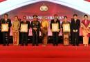 Tujuh Menteri Terima Anugerah Bintang Bhayangkara Utama