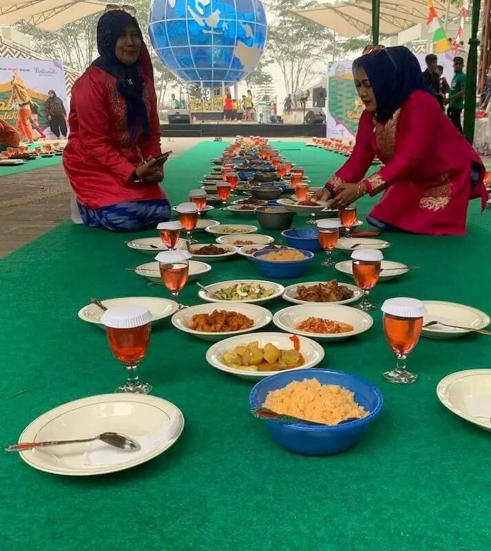Local food Borneo- expat life